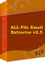 email extractor files offline