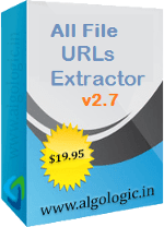 files url links extractor